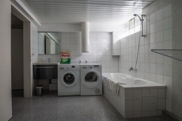 Bungalow-Geldern-Waschraum-Bad