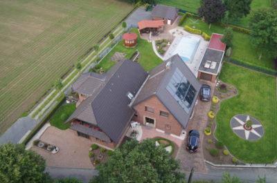 Mehrfamilienhaus in Alpen